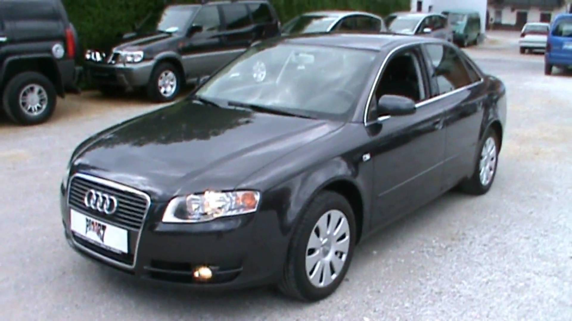 Audi A4 1.8 2007 Technical specifications | Interior and ...