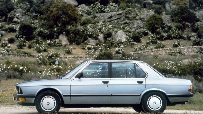 Bmw 5 Series 524td 1983 Technical Specifications Interior And