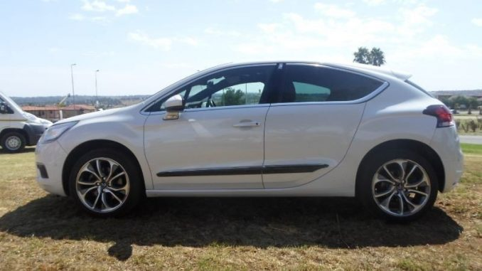 Citroen DS4 1.6 2013 Technical specifications | Interior and ...