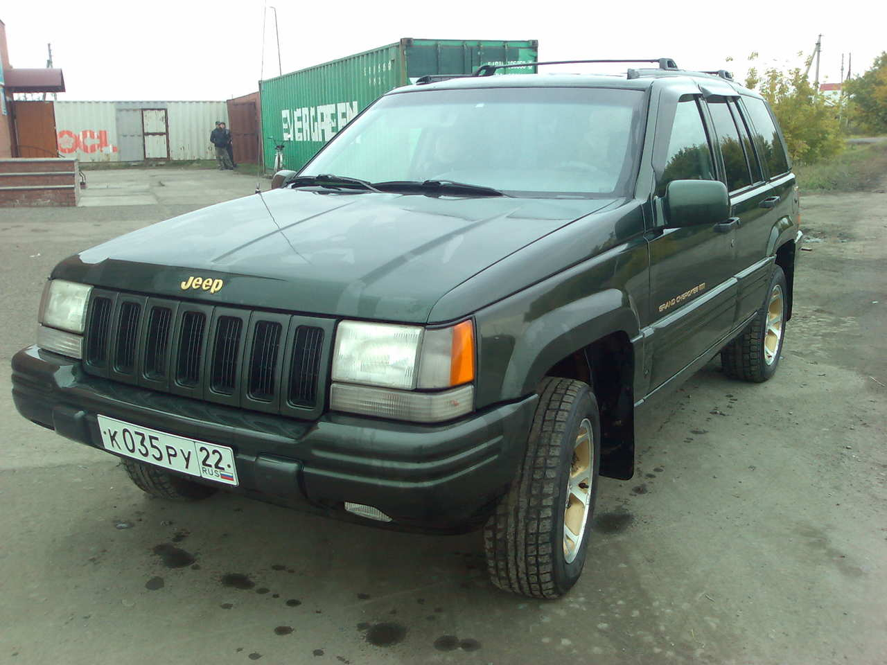 jeep grand cherokee 4 0 1997 technical specifications. Black Bedroom Furniture Sets. Home Design Ideas