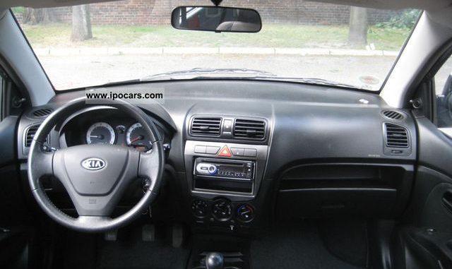 Kia Picanto 1.2 2009 Technical specifications | Interior and ...