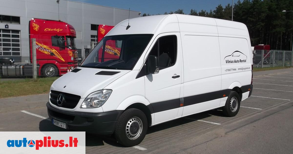 Mercedes benz sprinter 210 2013 technical specifications for Mercedes benz sprinter fuel economy