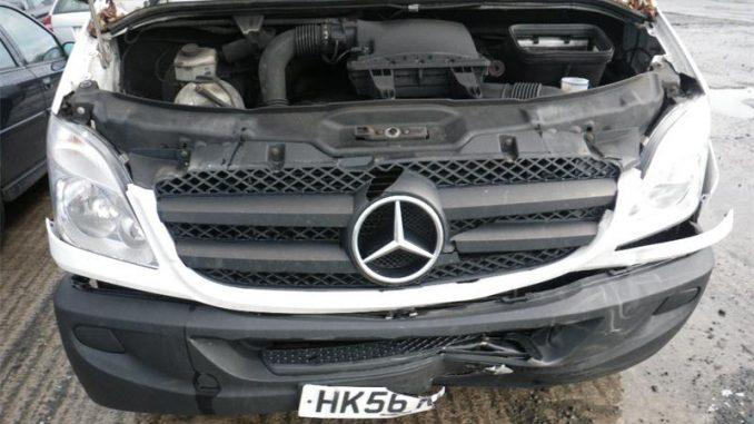 Mercedes benz sprinter 311 2013 technical specifications for Mercedes benz sprinter gas mileage