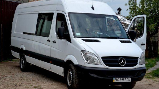 Mercedes benz sprinter 318 2012 technical specifications for Mercedes benz sprinter gas mileage