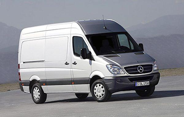 Mercedes benz sprinter 509 2013 technical specifications for Mercedes benz sprinter gas mileage