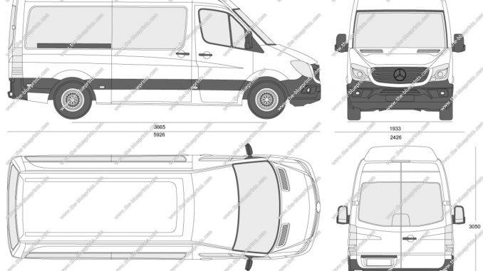 Mercedes benz sprinter 510 2013 technical specifications for Mercedes benz sprinter gas mileage