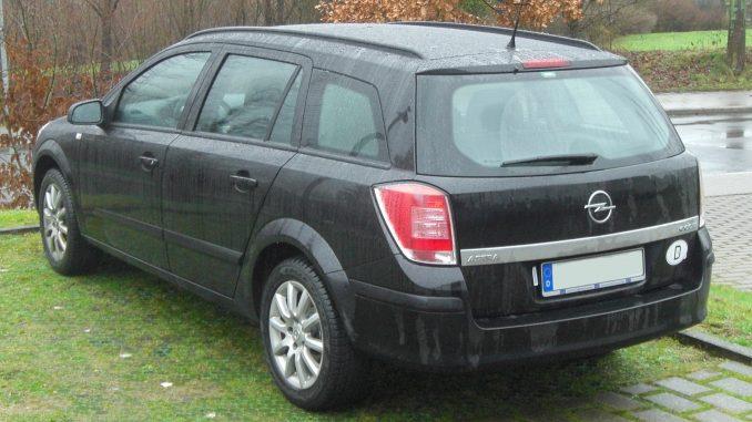 Opel Astra 1.7 2008