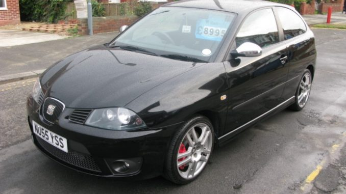 seat ibiza 1 8 2005 technical specifications interior and exterior photo. Black Bedroom Furniture Sets. Home Design Ideas
