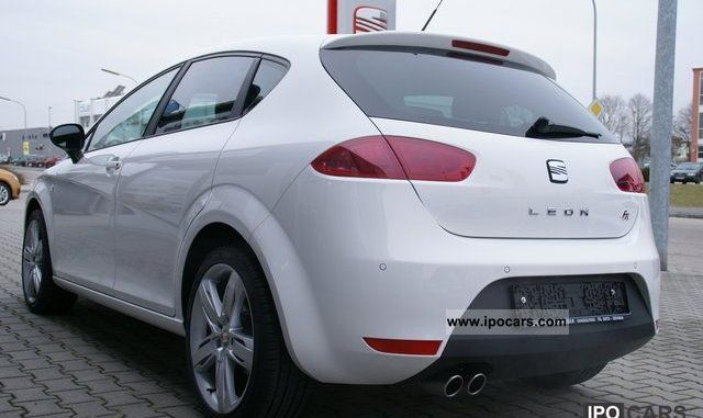 SEAT Leon 2.0 2012 Technical specifications   Interior and Exterior ...
