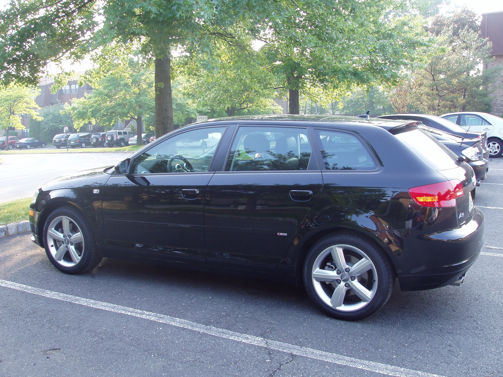 audi a3 3 2 2007 technical specifications interior and. Black Bedroom Furniture Sets. Home Design Ideas