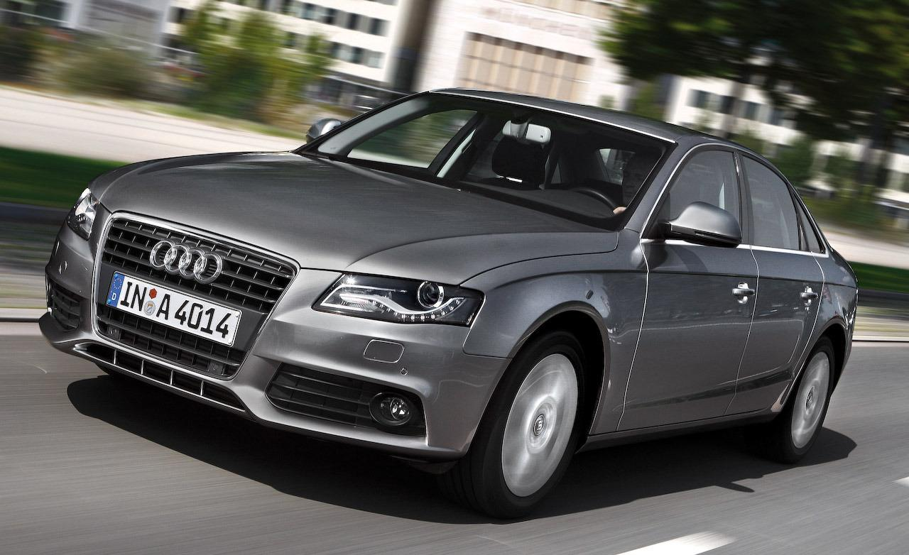 Audi A4 2.0 2009 Technical specifications | Interior and Exterior Photo
