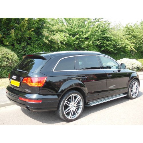 Audi Q7 3.0 2007 Technical Specifications