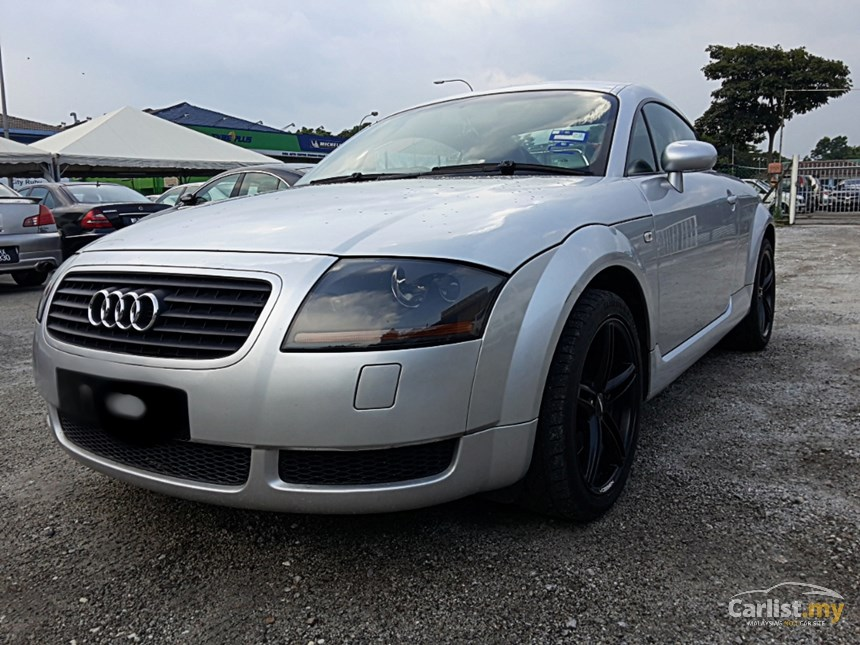 audi tt 1 8 1999 technical specifications interior and exterior photo. Black Bedroom Furniture Sets. Home Design Ideas