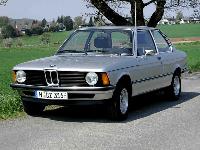 BMW 3 series 316 1981 Technical specifications | Interior and ...