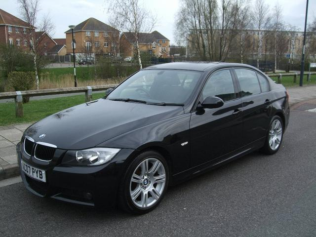 Bmw 3 Series 318d 2007 Technical Specifications Interior