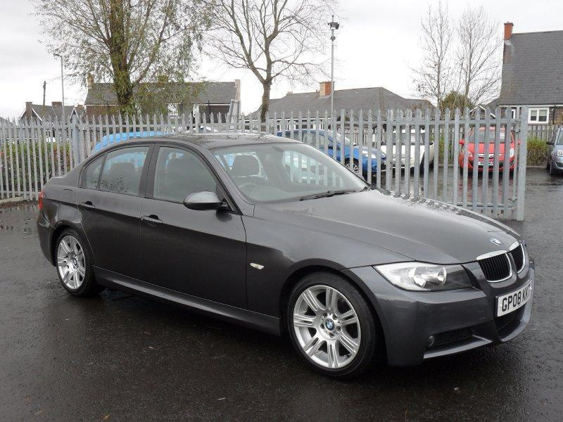 BMW 3 series 318d 2008 Technical specifications | Interior