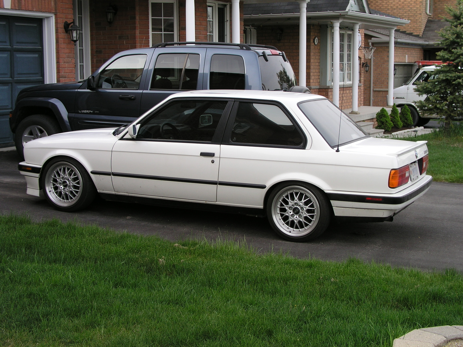 BMW 3 series 318is 1990 photo - 1