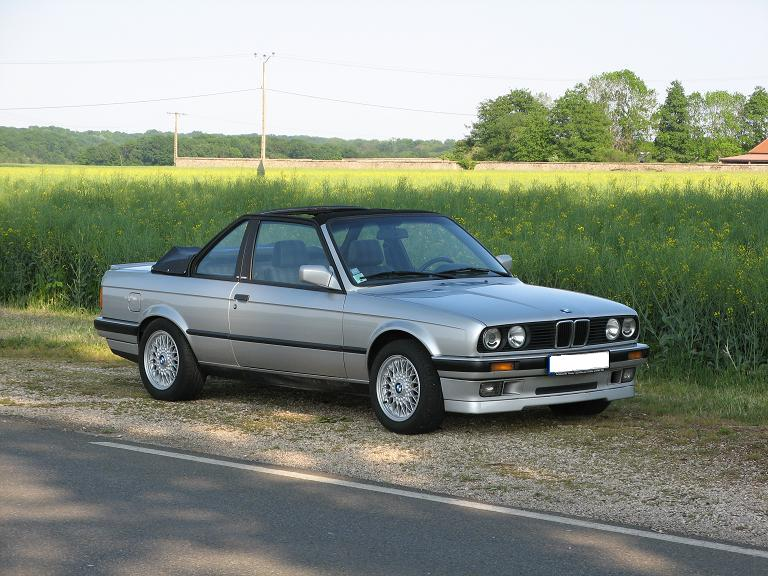 BMW 3 series 318is 1990 photo - 4