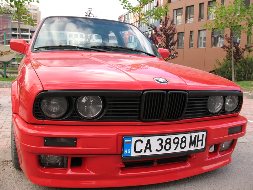 BMW 3 series 318is 1990 photo - 7