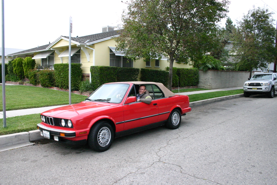 BMW 3 series 318is 1990 photo - 8