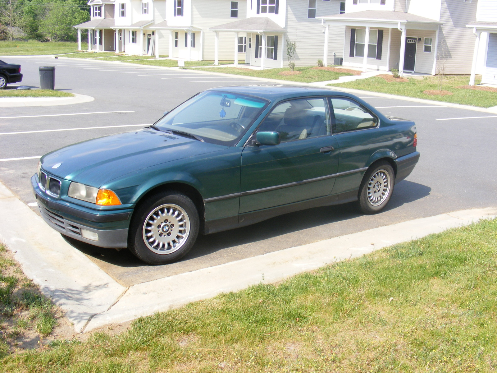 Bmw 3 Series 325i 1993 Technical Specifications