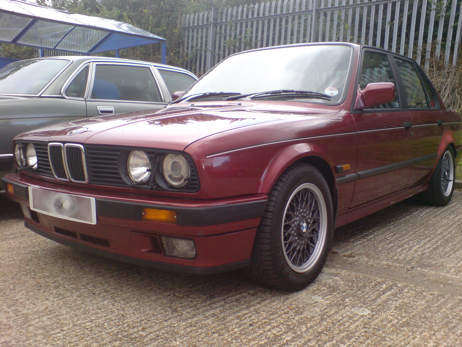 BMW 3 series 325is 1991 photo - 8