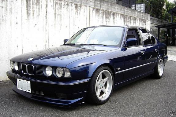 bmw 5 series 520i 1990 technical specifications interior and exterior photo. Black Bedroom Furniture Sets. Home Design Ideas