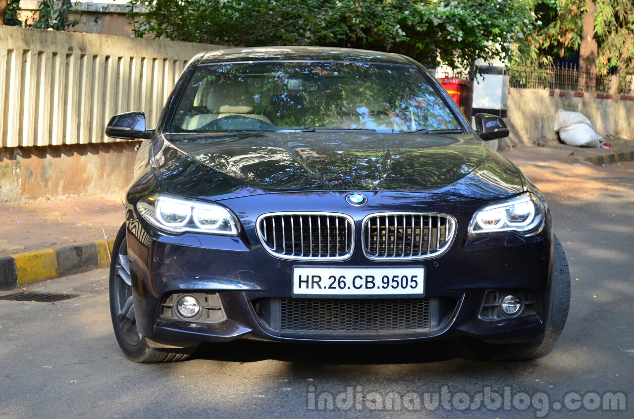 BMW 5 series 530d 2014 Technical specifications | Interior ...