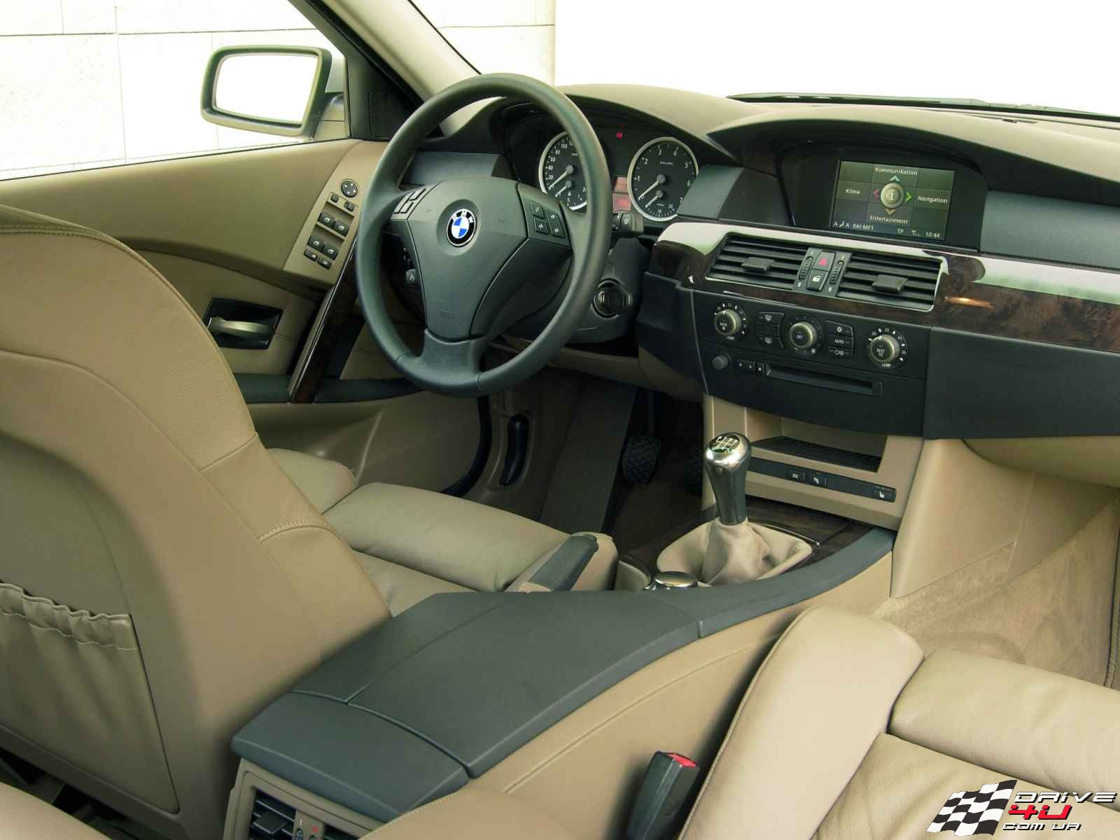 BMW 5 series 530xd 2007 photo - 3