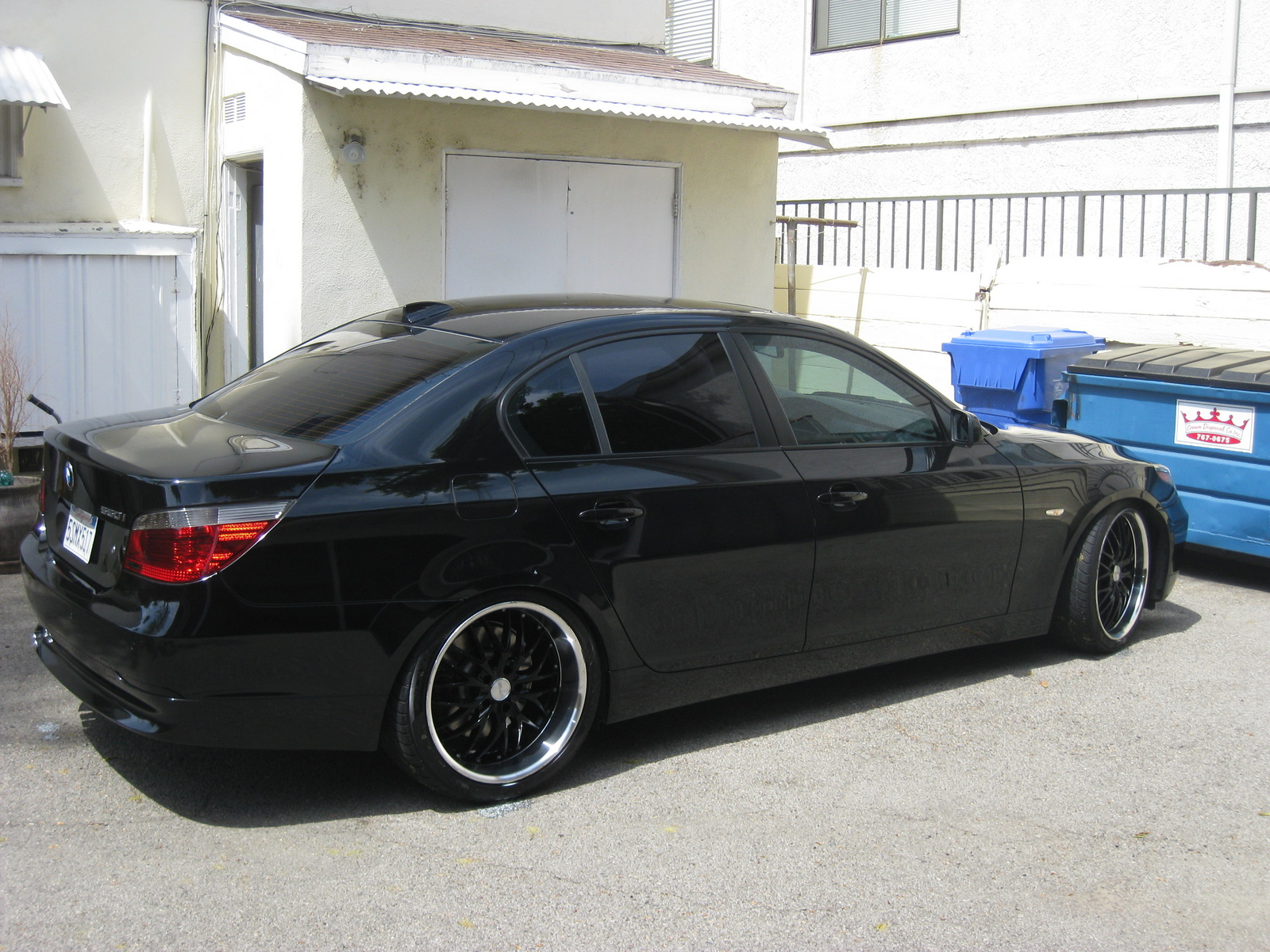 bmw 5 series 550i 2006 technical specifications interior and exterior photo. Black Bedroom Furniture Sets. Home Design Ideas