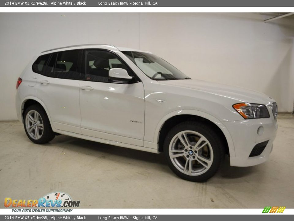 Bmw X3 Xdrive28i 2014 Technical Specifications Interior