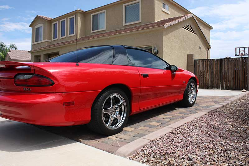 Chevrolet Camaro 5.7 1996 photo - 9