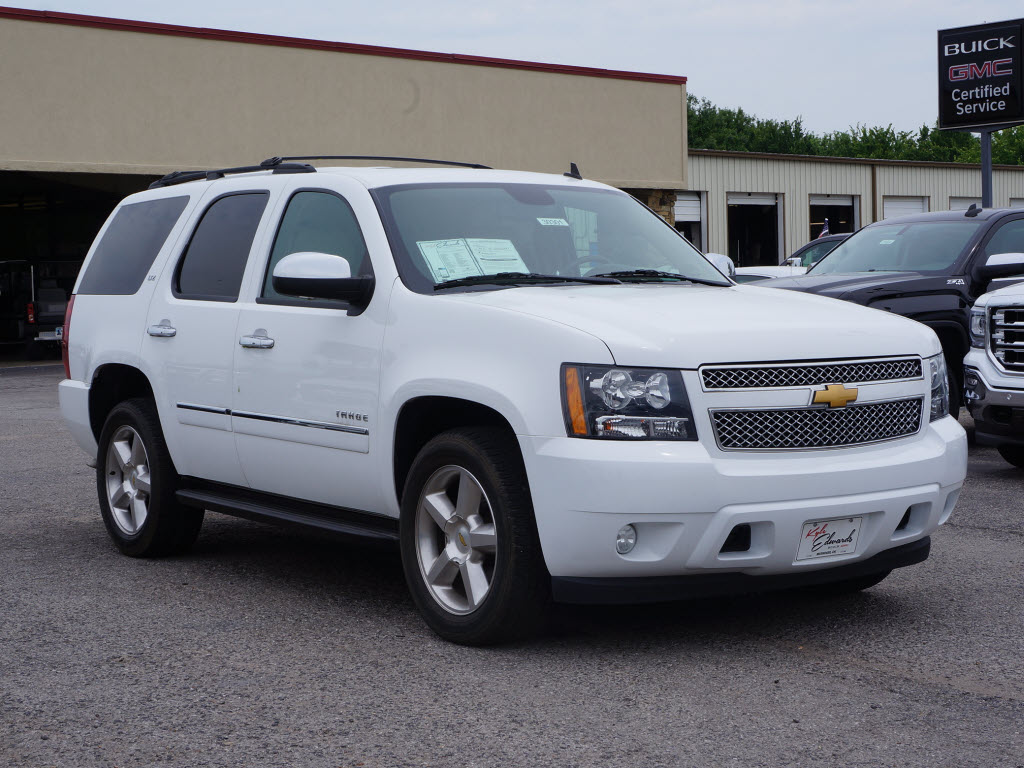 Chevrolet Tahoe 5.3 2014 Technical specifications | Interior and ...