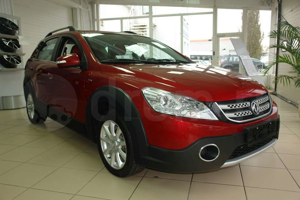DongFeng H30 1.6 2014 photo - 1