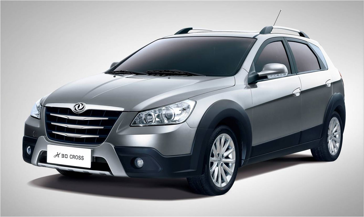 DongFeng H30 1.6 2014 photo - 3