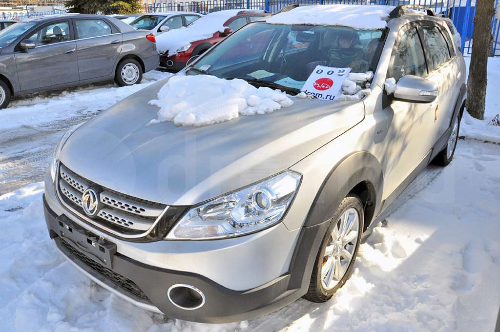 DongFeng H30 1.6 2014 photo - 4