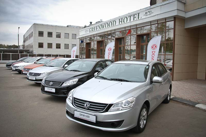 DongFeng S30 1.6 2014 photo - 4