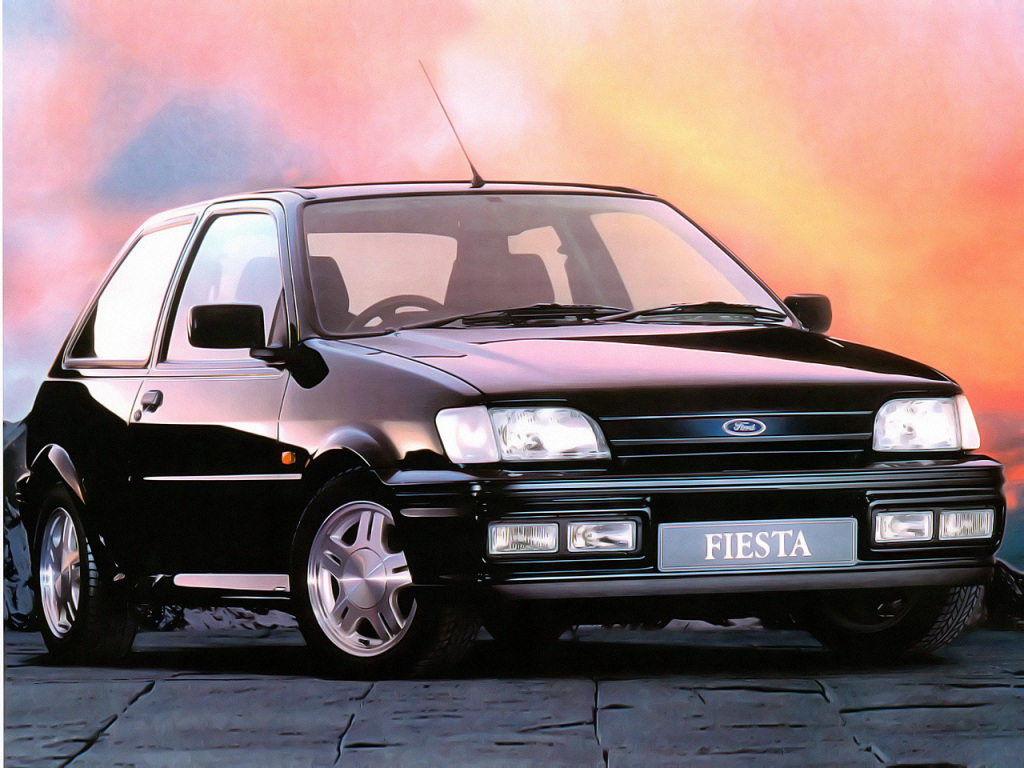 Ford Fiesta 1.3i 1989 photo - 10