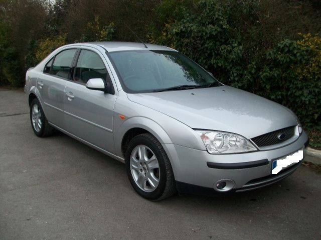 Ford Mondeo 1.6 2001 photo - 1