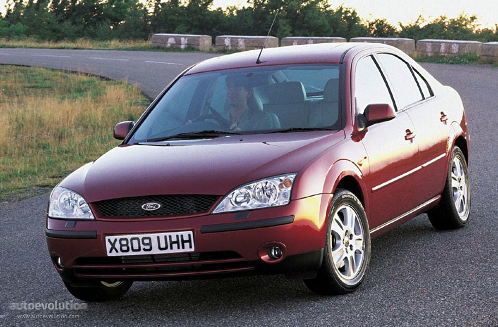 Ford Mondeo 1.6 2001 photo - 3