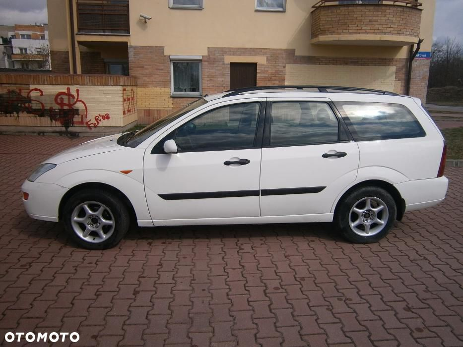 Ford Mondeo 1.6 2001 photo - 4
