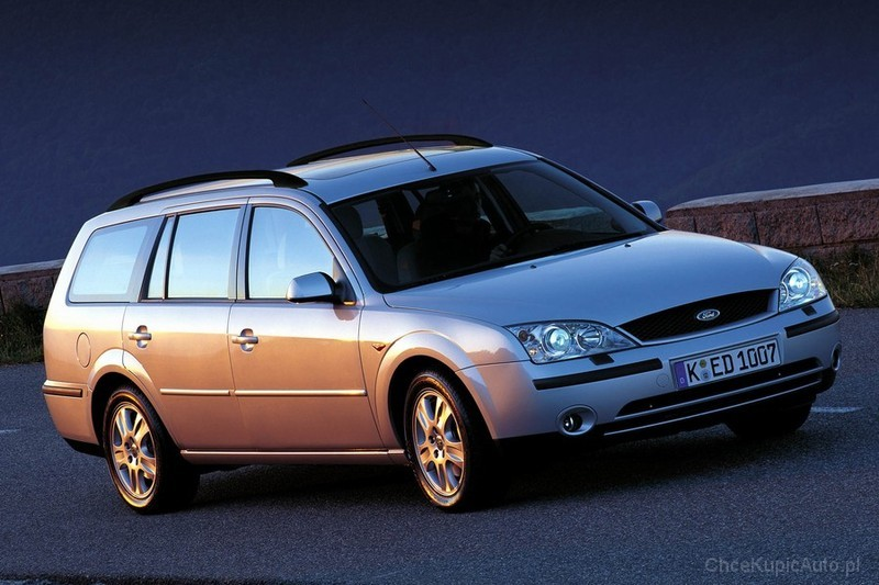 Ford Mondeo 1.6 2001 photo - 6