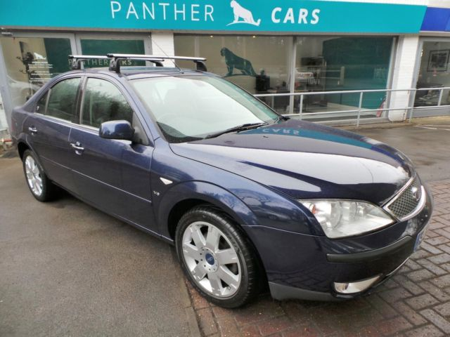 Ford Mondeo 1.6 2004 photo - 1