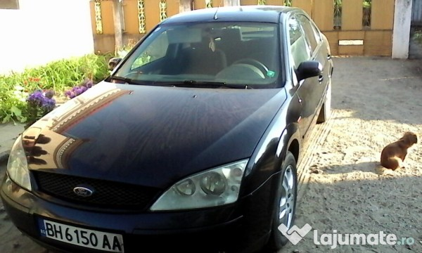 Ford Mondeo 1.6 2004 photo - 12