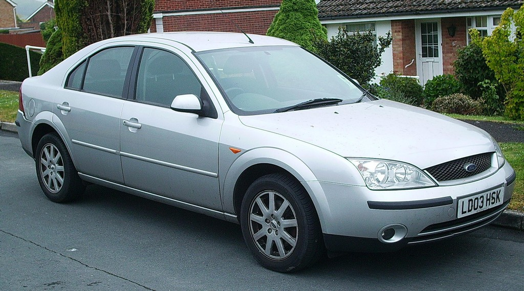 Ford Mondeo 1.6 2004 photo - 3