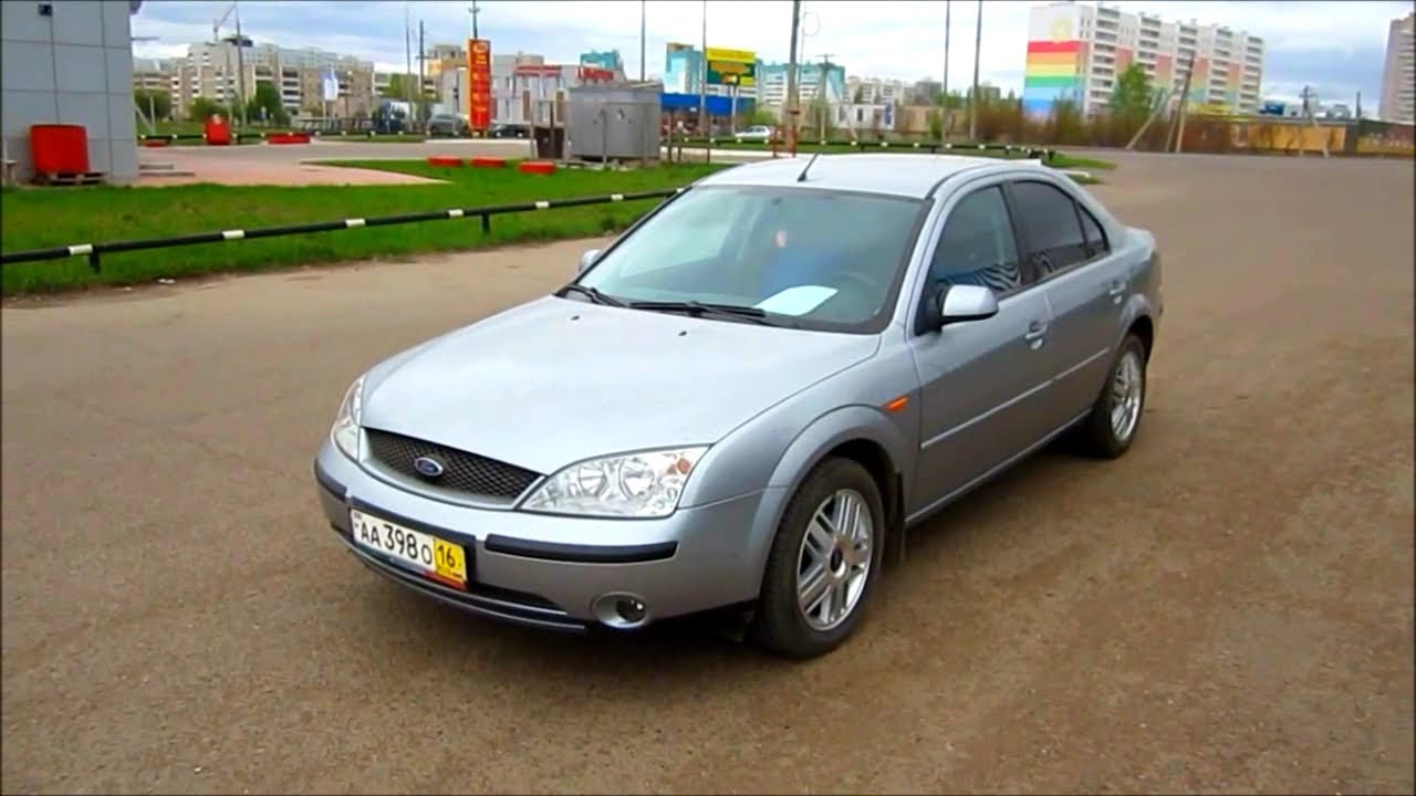 Ford Mondeo 1.6 2004 photo - 5