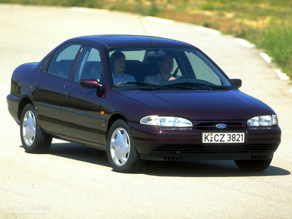 Ford Mondeo 1.8 1996 photo - 1