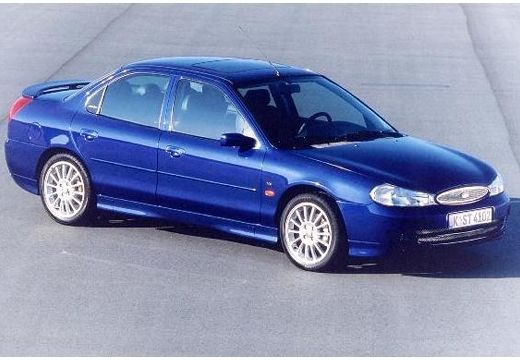 Ford Mondeo 1.8 1996 photo - 12