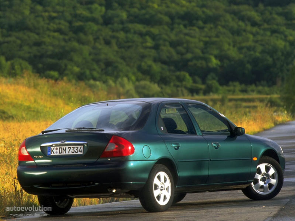 Ford Mondeo 1.8 1996 photo - 4