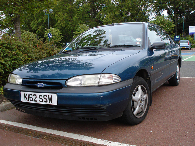 Ford Mondeo 1.8 1996 photo - 7